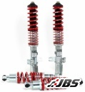 Monotube Coilovers Height Adjustable (4WD)(for front strut clamp ø 55mm)